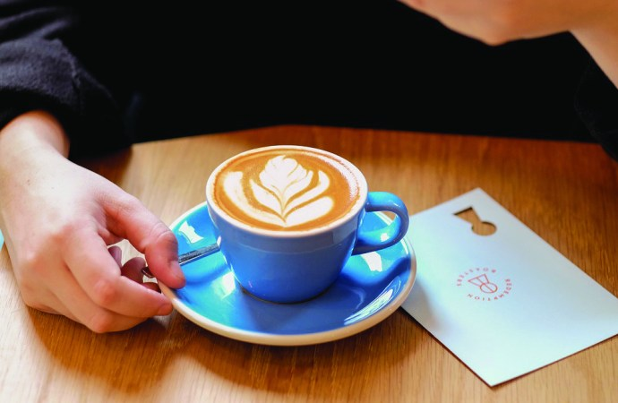 Coffee really is a retail life-saver