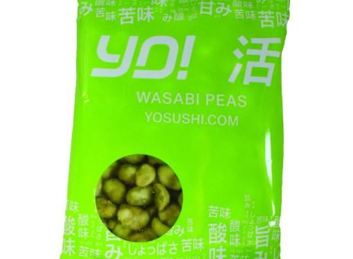 YO! Sushi snacks