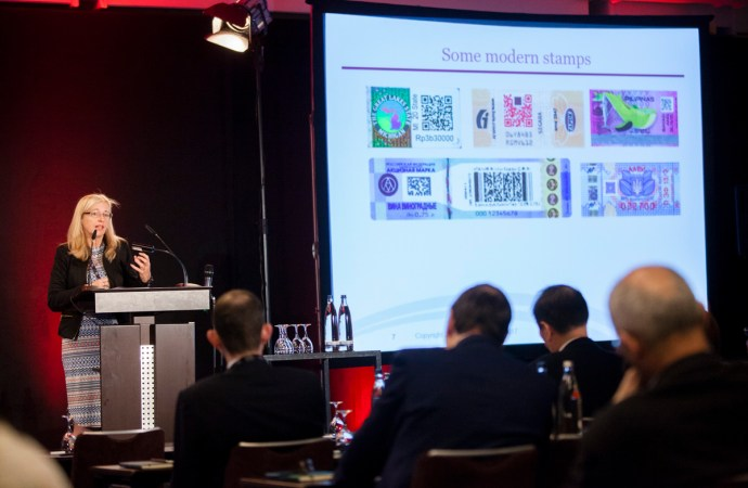 New tax stamp standard focus of international industry forum