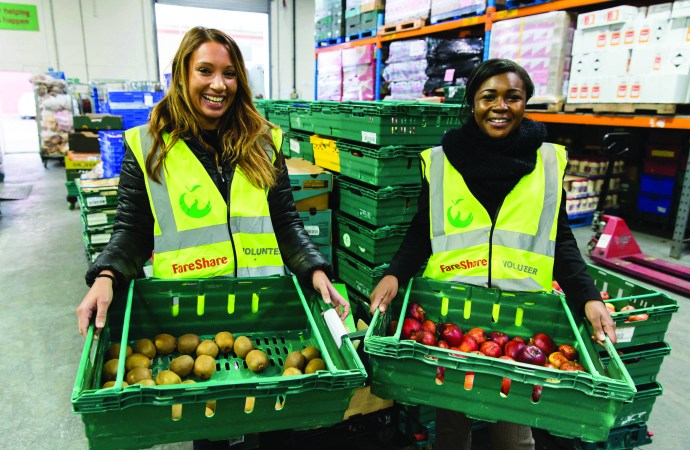 £5 million National Lottery boost helps charity transform lives through food