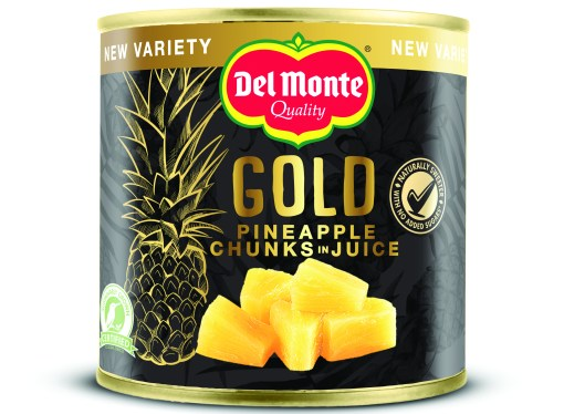 Del Monte® launches new pineapple variety