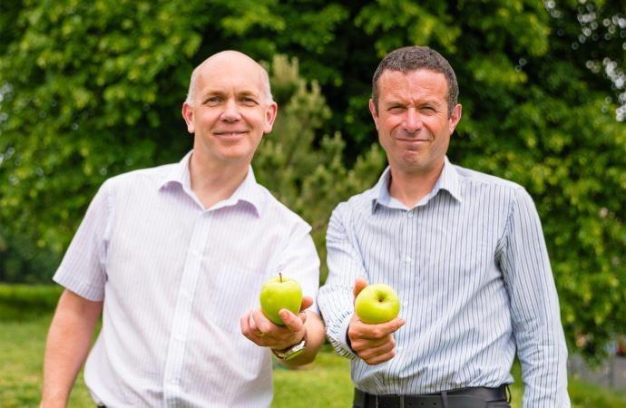 Apple and cider by-product could help tackle obesity
