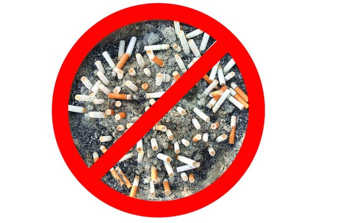 Warning and awareness-raising for tobacco stepped up