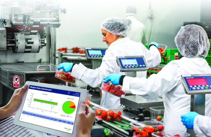 Increase reliability and efficiency of weighing