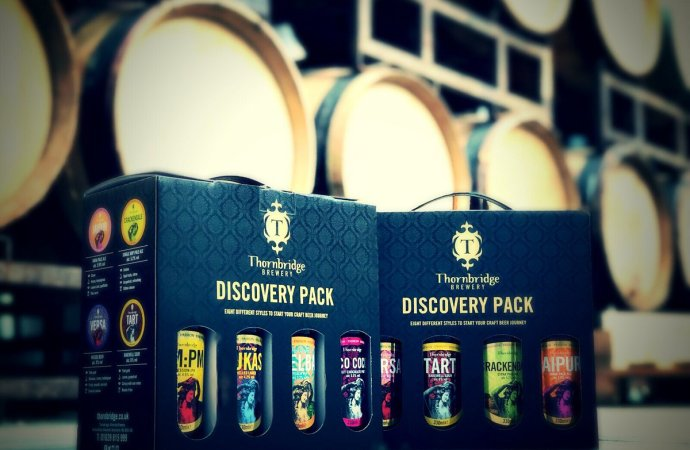 Boxmart create new retail variety pack for craft beers