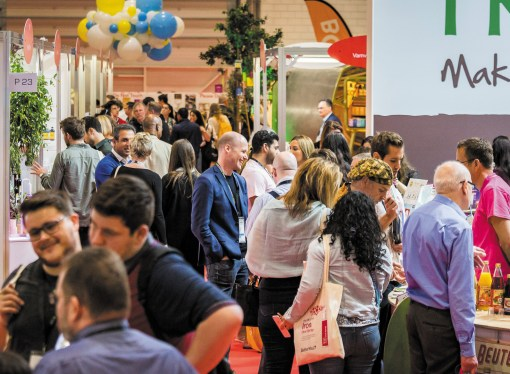 The Natural Food Show – bigger than ever for 2019