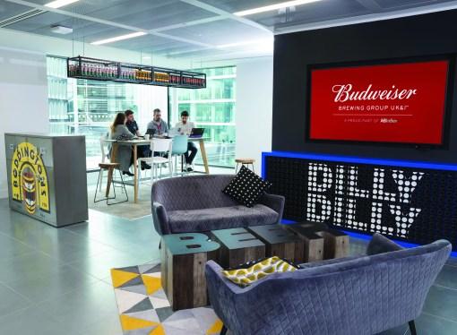 AB InBev reveals UK rebrand