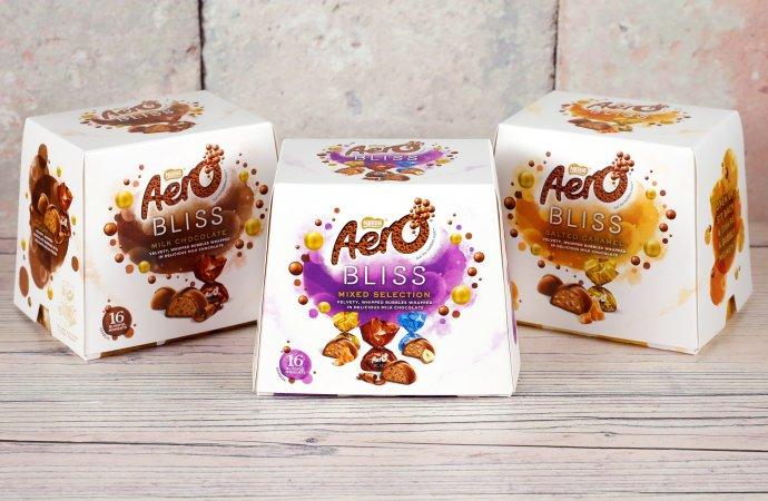 Aero Bliss Chocolates