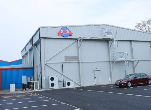 International confectionery manufacturer completes seven year project to bring all production in-house