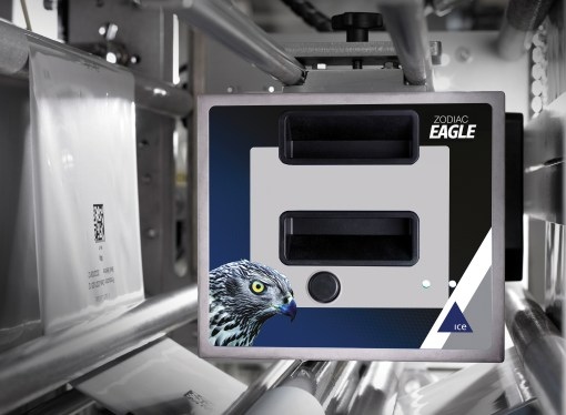 ICE Zodiac Eagle: next generation 107mm thermal transfer printer