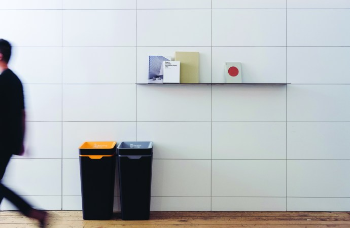 Demonstrate a commitment to recycling and sustainability