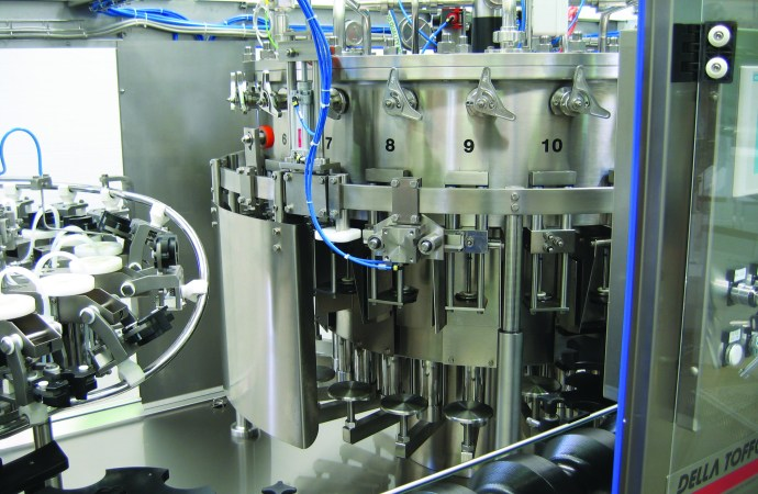 AVE's adaptable bottling machinery proves an affordable weapon in war on plastics