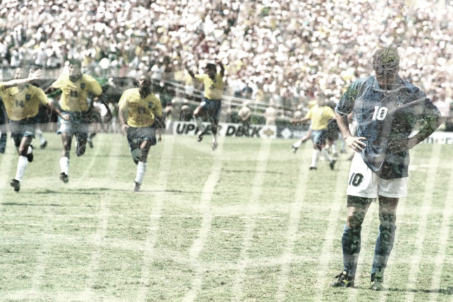 Baggio WC double exposure