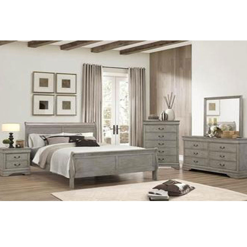 English dovetail joints set the drawers up well for regular use. 5 PIECE QUEEN SIZE BEDROOM SET • Furniture & Mattress ...