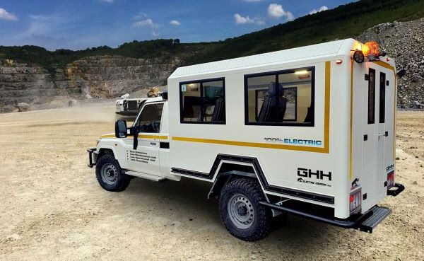 New conversion kits for Tembo 4x4