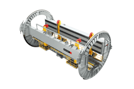 Metso Outotec Railcar Unloading Solutions provide an integrated material handling solution