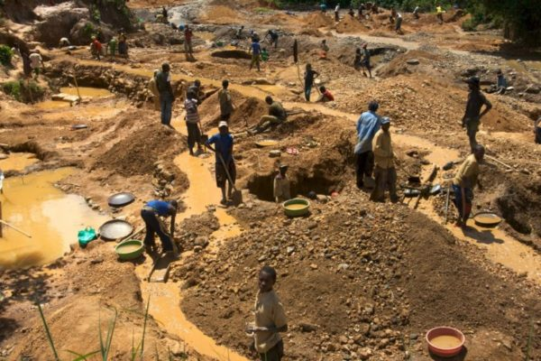 Miners at Kisiita gold mining site in Uganda given two months to vacate