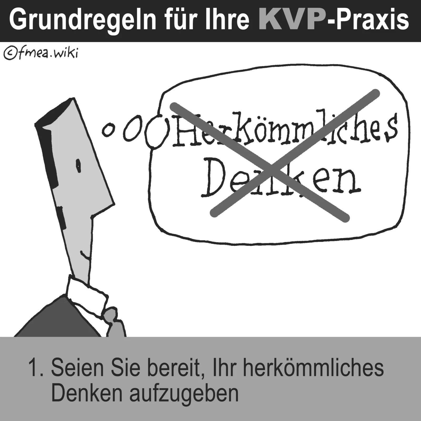 KVP Grundregeln1