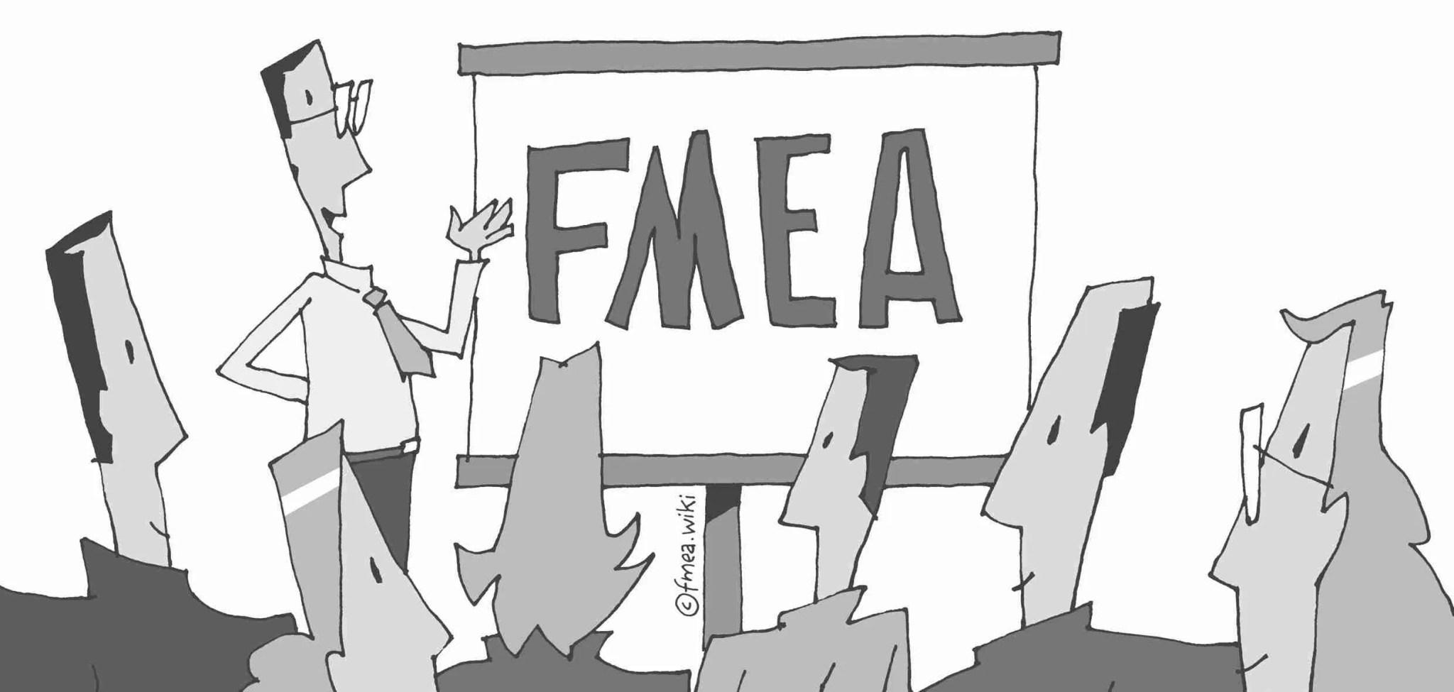 FMEA Moderation | FMEA Projektunterstützung | Dienstleistung
