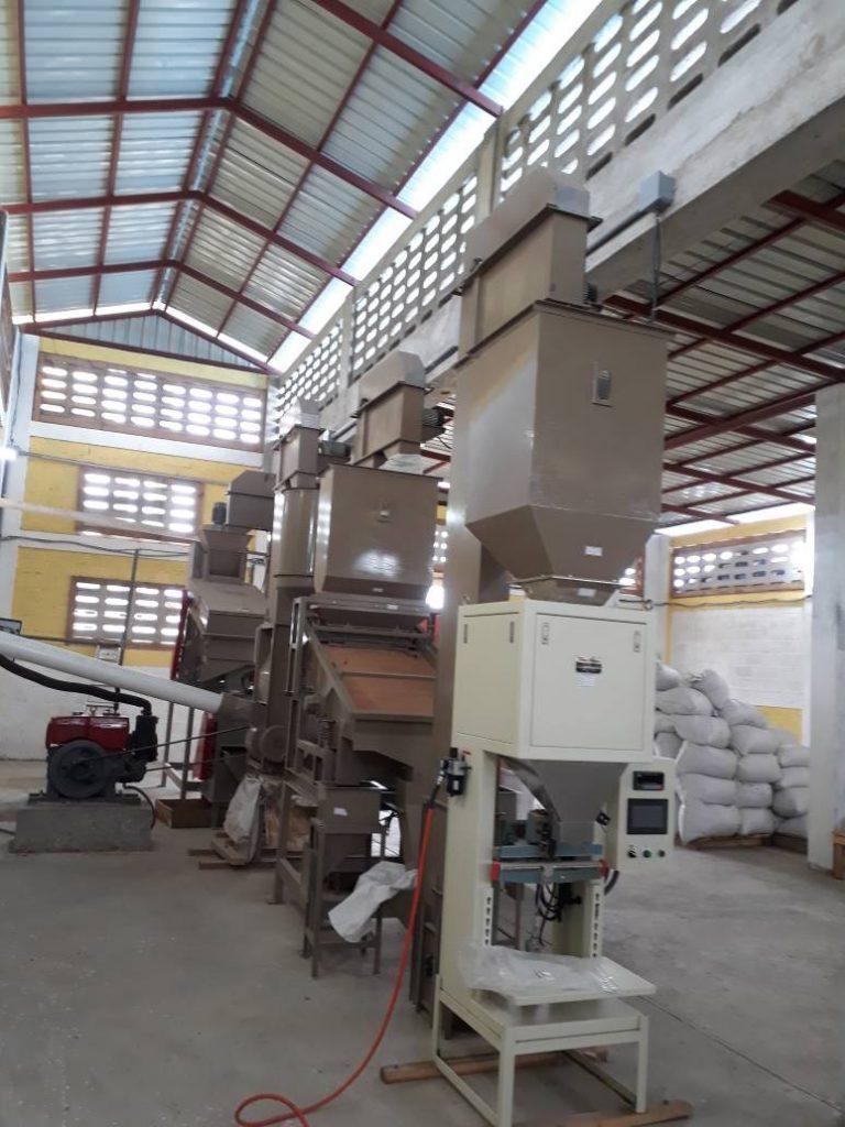 hight resolution of  haiti grain drier st rapheal project