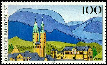 Briefmarken aus Goslar  Goslar Philatelie
