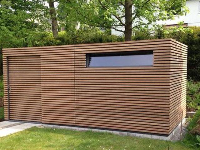 FMH Gerätehäuser Design Gartenhäuser FMH Metallbau Und Holzbau