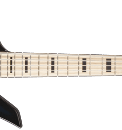 x series signature david ellefson kelly bird v bass maple fingerboard blue stripe [ 2400 x 693 Pixel ]