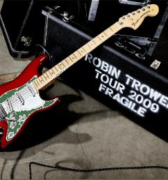robin trower signature stratocaster artist series fender custom shop [ 2400 x 1658 Pixel ]