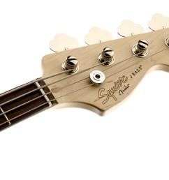 0310760506 gtr hdstckfrt 001 nr squier affinity jazz bass rosewood fingerboard black squier telecaster [ 2400 x 1600 Pixel ]