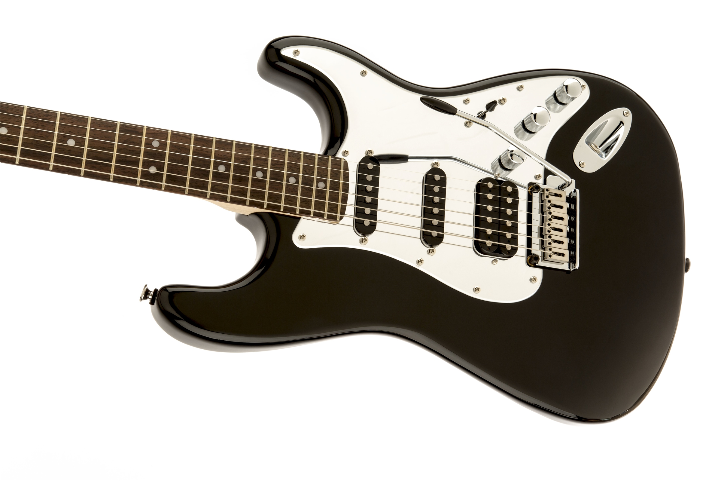 squier stratocaster wiring diagram ls1 for conversion squier® black & chrome standard stratocaster® hss | electric guitars