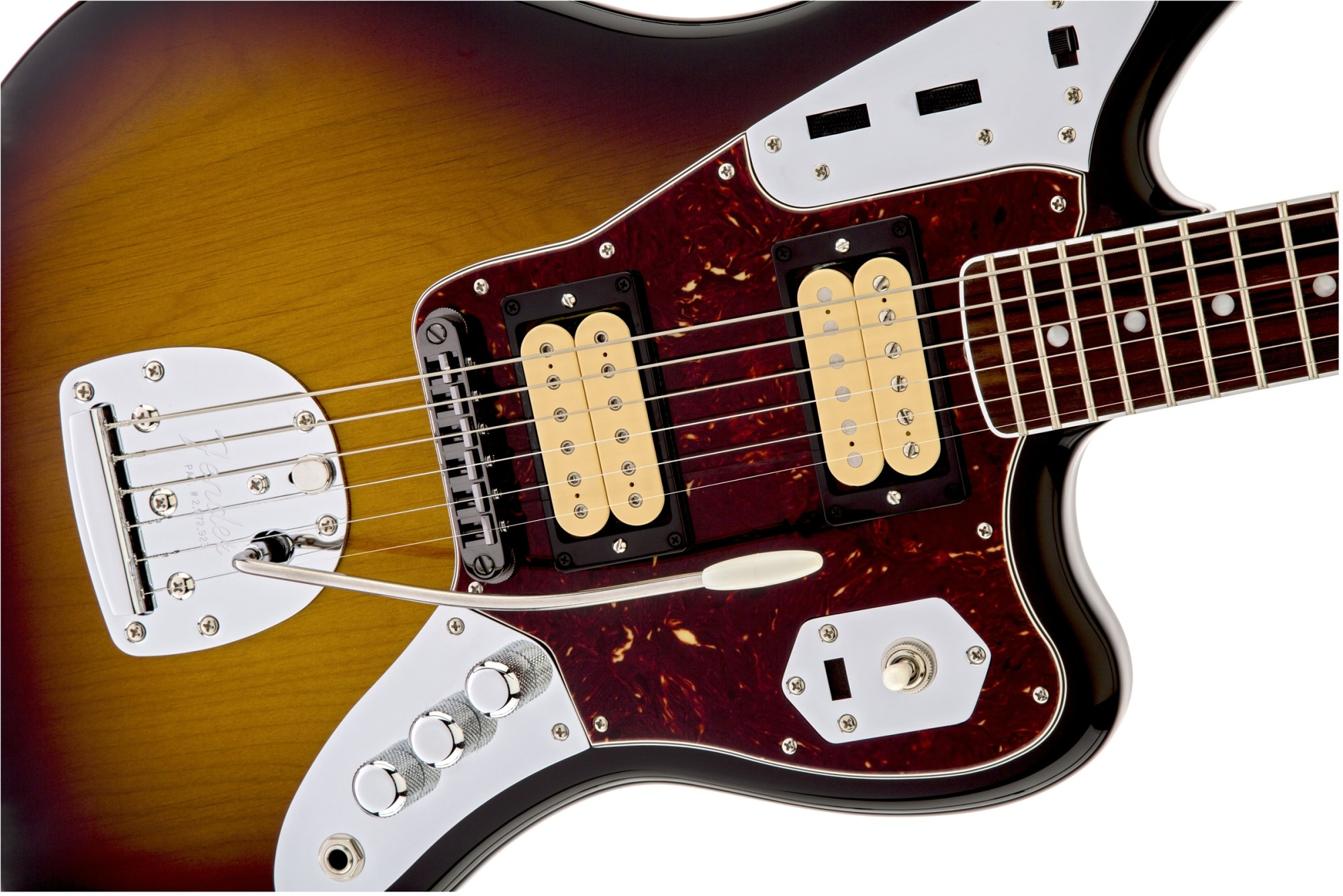 hight resolution of kurt cobain jaguar