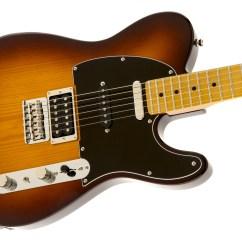 Telecaster Wiring Modern Und Vintage Dump Trailer Diagram Fender Player Plus Maple Fingerboard