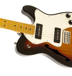 diagrams source modern player telecaster thinline deluxe fender electric guitars rh shop telecaster thinline wiring diagram  [ 2400 x 1600 Pixel ]