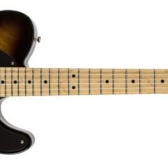 Fender American Professional Jazzmaster Wiring Diagram For Led Fog Lights Classic Player Baja Telecaster Maple Fingerboard