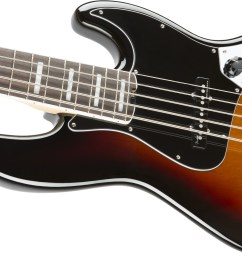 american elite jazz bass v [ 2400 x 1287 Pixel ]