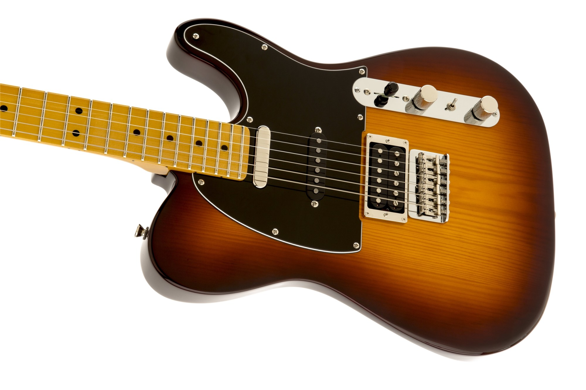 hight resolution of modern player telecaster plus