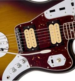 kurt cobain jaguar electric guitars fender guitars kurt cobain fender jaguar wiring diagram [ 2400 x 1602 Pixel ]