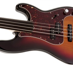 tony franklin fretless precision bass  [ 2400 x 1600 Pixel ]