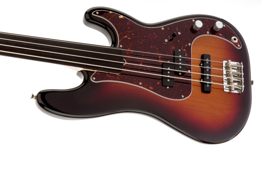 medium resolution of tony franklin fretless precision bass