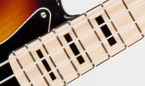 Black Block Inlays