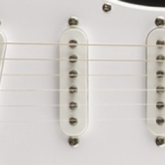 Squier Stratocaster Wiring Diagram 2001 Mercury Cougar Fuse Box Mini Strat Electric Guitars Standard Single Coil Pickups