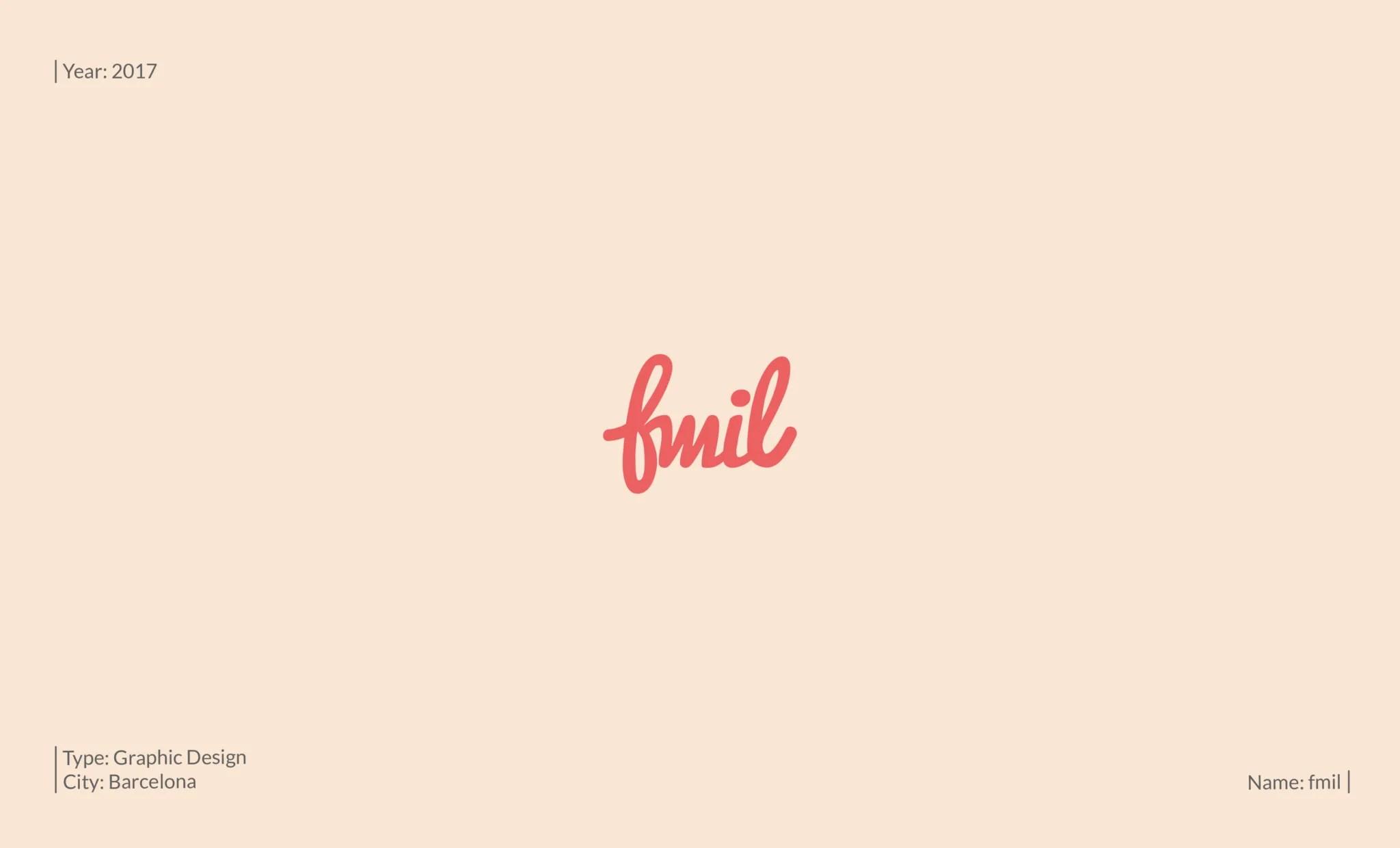 logos collecction fmil