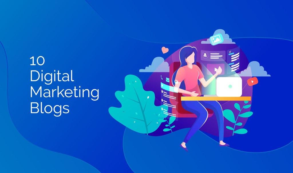 Top 10 Best Digital Marketing Blogs 1
