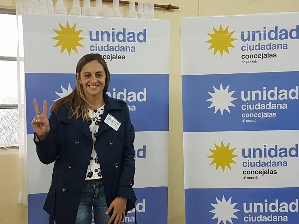"""Entrevista - Sol Fernandez """"no creo que sea posible una unión con Alegre , el se fué del peronismo hace varios años""""(audio)"""