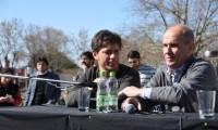 Se despejan incógnitas del PJ en la cuarta ,Pablo Zurro sale a apoyar la candidatura de Kichillof