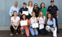 Entrega de reconocimientos a las Mujeres