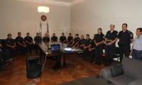 Desde la Dependencia de Trenque Lauquen capacitan a personal policial en carga digital de denuncias on line