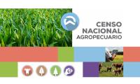 Censo agropecuario :Se encuentra habilitado el PUNTO FIJO, en la Secretaría de Producción