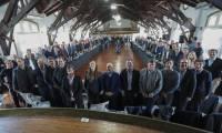 Intendentes de Cambiemos están reunidos con Vidal y su Gabinete en La Plata con la asistencia de Campana