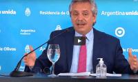 Alberto Fernández anunció que la cuarentena sigue hasta después de semana Santa